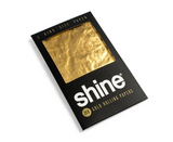 Shine 24 kt Gold Rolling Papers - King Size Lil Boosie