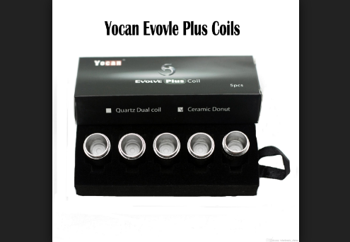 Yocan Evolve Plus Coil - Online Headshop Smoke Shop