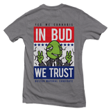 Men's Mayor Vote Turtle T-shirt - Online Headshop Smoke Shop