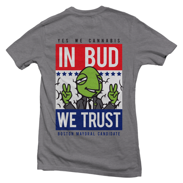 Men's Mayor Vote Turtle T-shirt