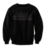 Men's Kushgroove Logo Crewneck - Online Headshop Smoke Shop