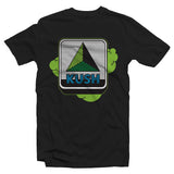 kush groove mens black kush citgo tshirt on sale streetwear boston smoke shop