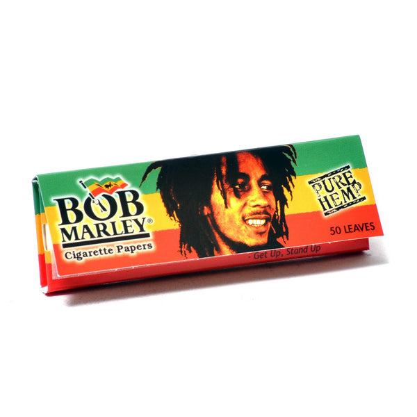 Bob Marley Rolling Papers - Online Headshop Smoke Shop