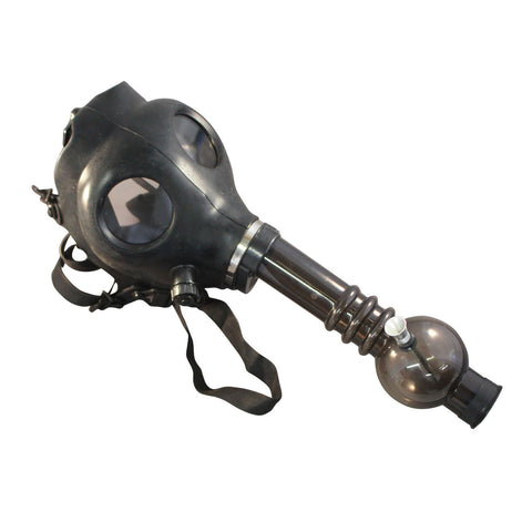 Acrylic Gas Mask - Online Headshop Smoke Shop
