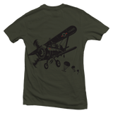 Men's Drop Joints Not Bombs T-shirt