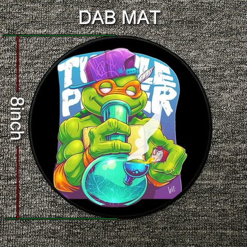 Dab Mat - Assorted