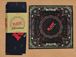 Raw Bandana - Online Headshop Smoke Shop