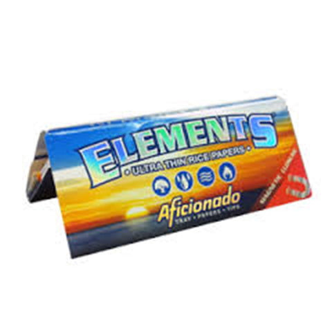 Elements Rolling Papers (25 bx) - Online Headshop Smoke Shop