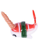 Mini Sushi Narwhal Dabber - Online Headshop Smoke Shop