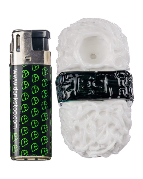 Spam Musubi Sushi Hand Pipe - Online Headshop Smoke Shop