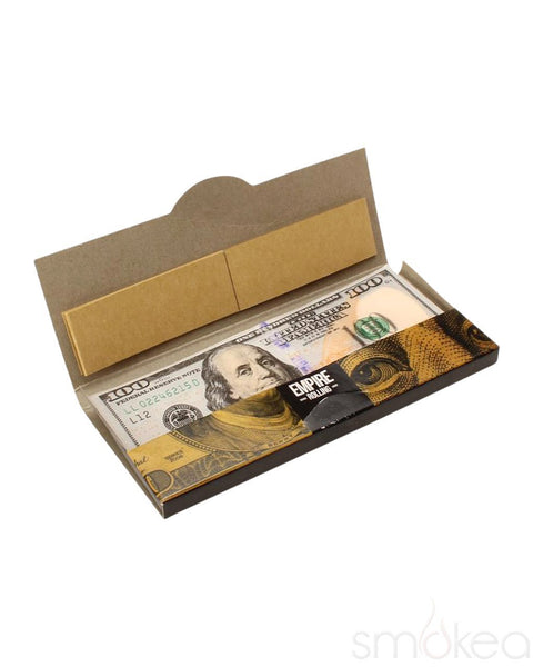 Empire $100 Bill Rolling Papers - Online Headshop Smoke Shop