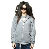 Women's Kush Groove Turtle Zip Up Hoody - Online Headshop Smoke Shop