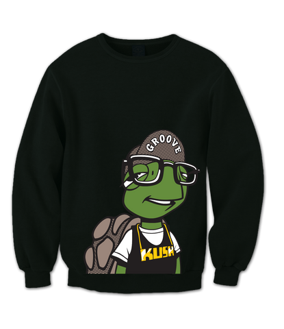Men's Hipster Crewneck - Online Headshop Smoke Shop