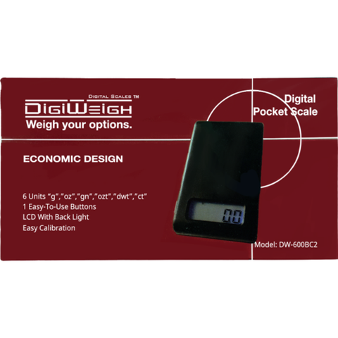 DigiWeigh (DW-600BC2)