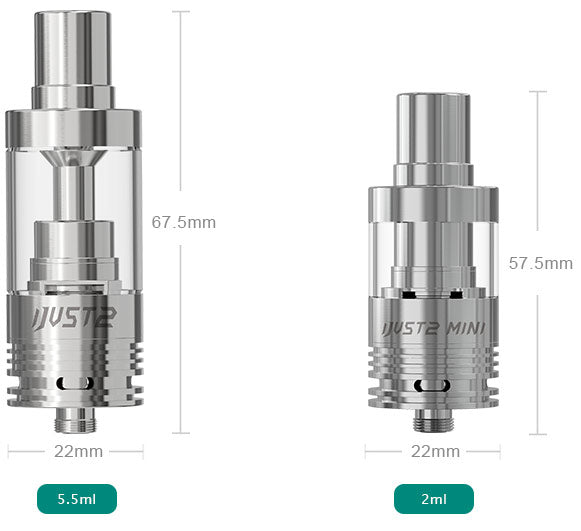 Eleaf iJust 2 Starter Kit - Online Headshop Smoke Shop