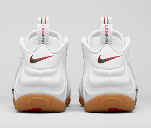 Nike Gucci Foams : White