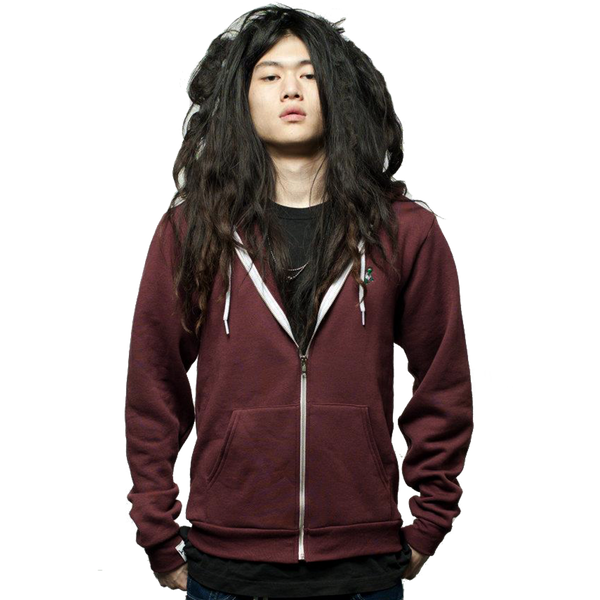 Men's Kush Groove Turtle Zip Up Hoody - Online Headshop Smoke Shop