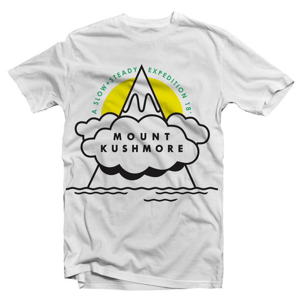 Men's Mount Kushmore T-Shirt - Online Headshop Smoke Shop