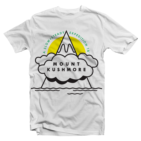 Men's Mount Kushmore T-Shirt