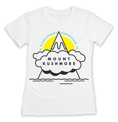 Women's Mount Kushmore T-Shirt