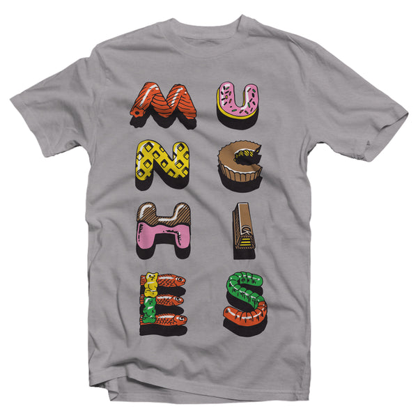Men's Munchies T-Shirt - Online Headshop Smoke Shop