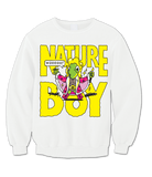 Men's WWeed Nature Boy Crewneck - Online Headshop Smoke Shop