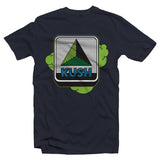 kush groove mens navy kush citgo tshirt on sale streetwear boston smoke shop
