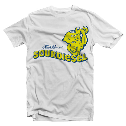 Women's Sour Diesel T-Shirt - Online Headshop Smoke Shop