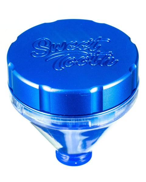 """Fill 'er Up"" Funnel Style Aluminum Grinder - Online Headshop Smoke Shop"