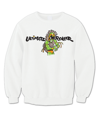 Men's WWeed Ultimate Roller Crewneck - Online Headshop Smoke Shop