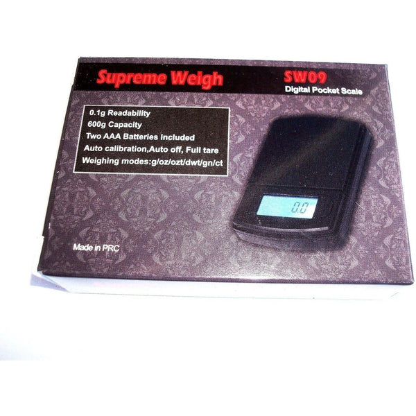 Supreme Weigh SW09 Scale