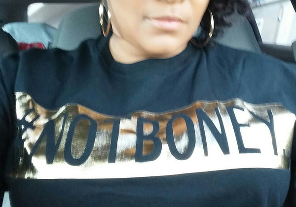 NOT Boney! Long Sleeve Tee