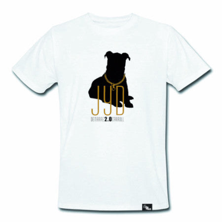 DC by DeMarre Carroll: JYD2.0 Dog Men's T-Shirt