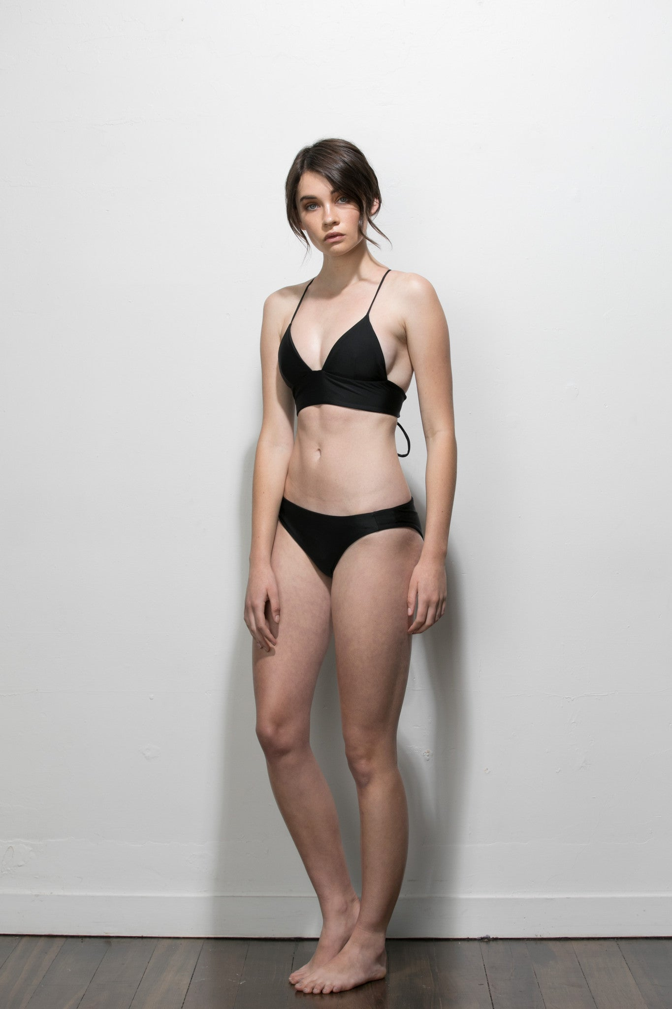 Salt Bra - Midnight Black
