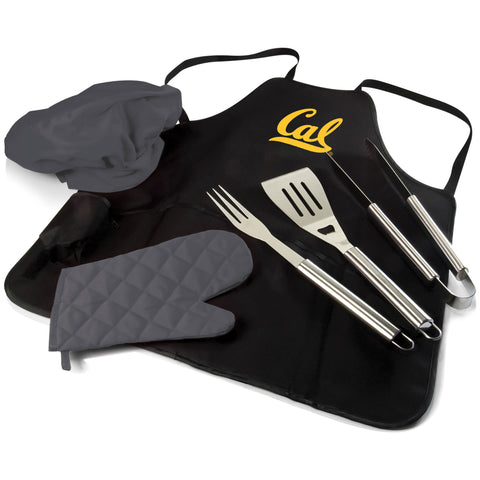 California Golden Bears BBQ Apron Tote Pro