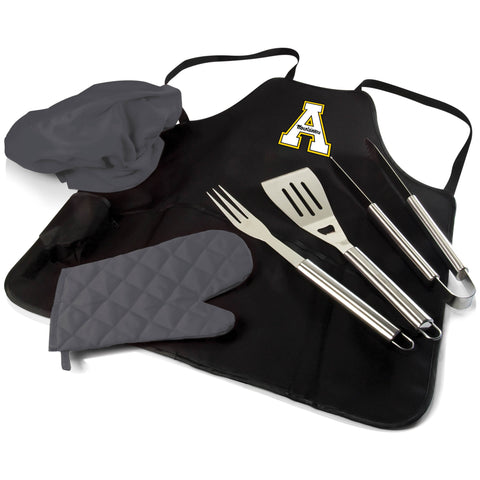 Appalachian State Mountaineers BBQ Apron Tote Pro