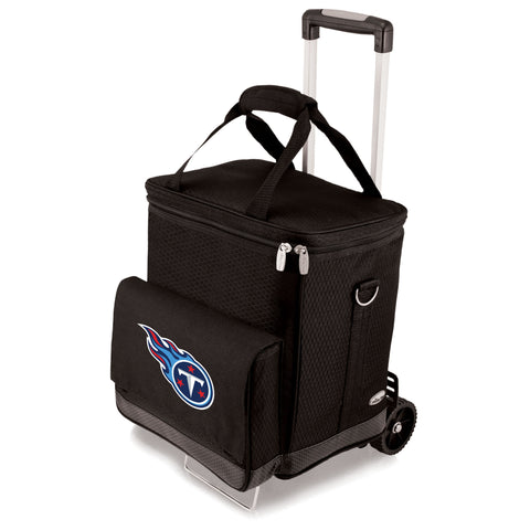Tennessee Titans Cellar w/Trolley