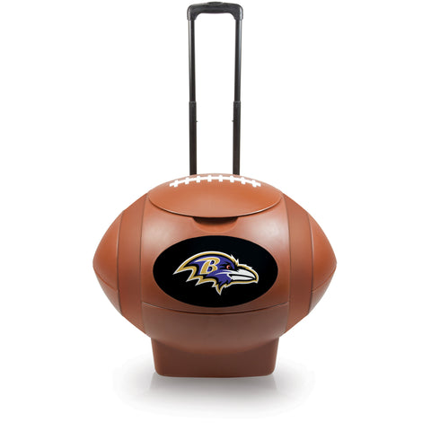 Baltimore Ravens Football Cooler
