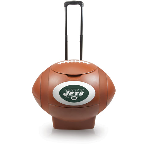 New York Jets Football Cooler