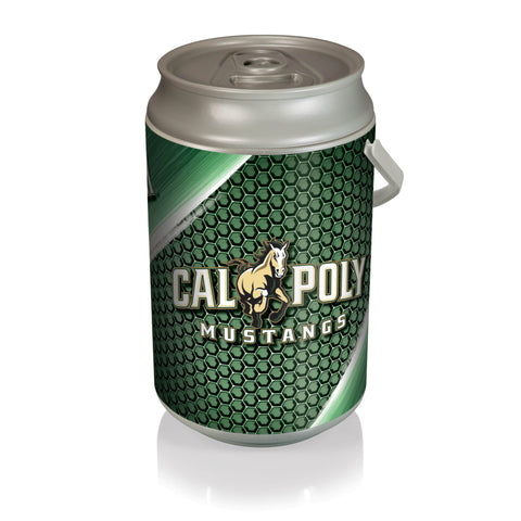 Cal Poly Mustangs Mega Can Cooler