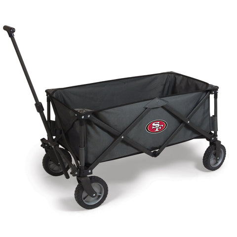 San Francisco 49ers Adventure Wagon