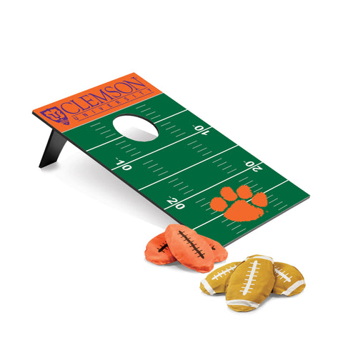 Clemson University Tigers Bean Bag Throw