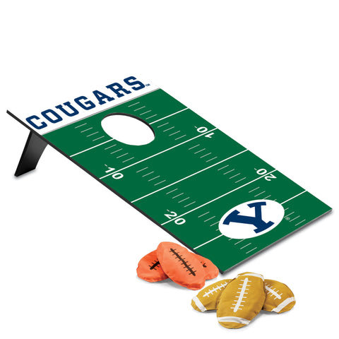 Brigham Young University Cougars Bean Bag Throw