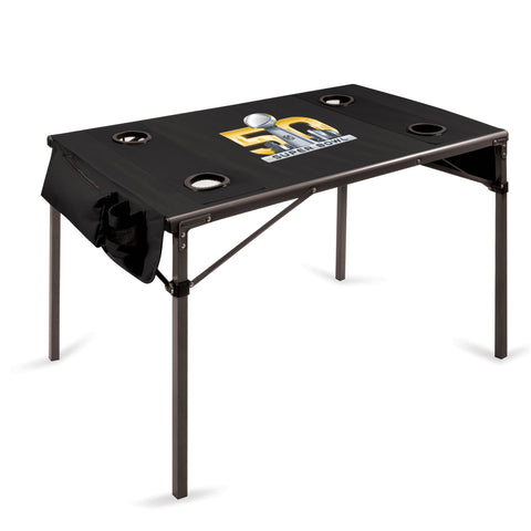 Super Bowl 50 Travel Table