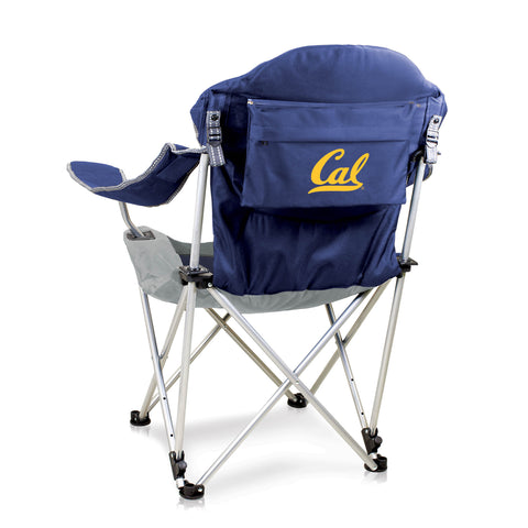 California Golden Bears Reclining Camp Chair