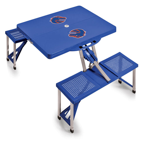 Boise State Broncos Picnic Table