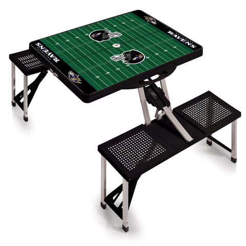 Baltimore Ravens Picnic Table Sport
