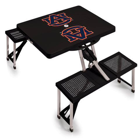 Auburn University Tigers Picnic Table