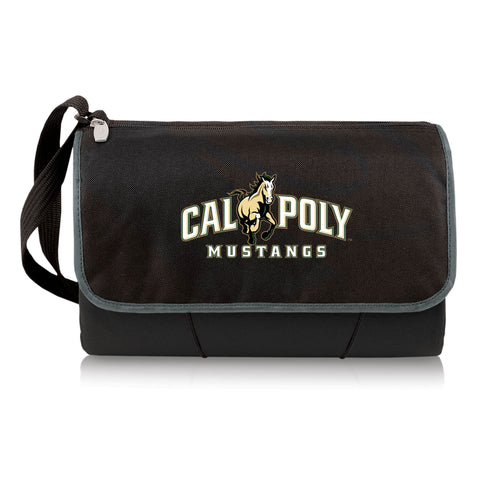 Cal Poly Mustangs Blanket Tote