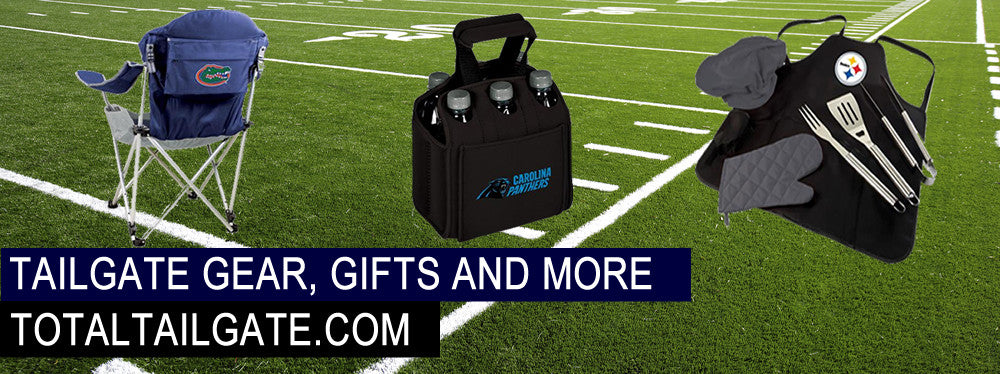 TotalTailgate.com Team Logo Merchandise